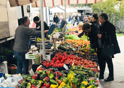 Local Markets – Produce & Goods